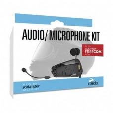 Kit audio Cardo compatibil cu seria Freecom