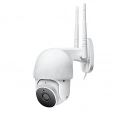 Camera supraveghere video exterior wireless  Winpossee WP-107T,  FullHD 1080P, 2 MP, senzor SC2235, rotire 360 grade, aplicatie telefon, IR 20m, microfon
