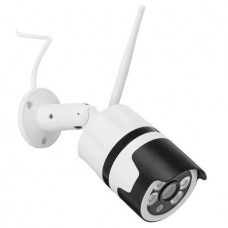 Camera supraveghere video exterior wireless cu IP Winpossee WP-644TC, FullHD 1080P, 2 MP, senzor GC2033, IR 20m, aplicatie telefon