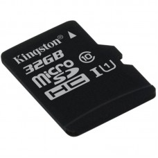 Card memorie Kingston Micro SDHC 32GB Clasa 10, UHS-I
