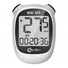 Ciclocomputer Meilan M3, GPS, acumulator 400mah, ecran 1.6 inch