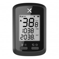 Ciclocomputer XOSS G+, GPS, Bluetooth, Barometru, suport Strava, suporta senzor puls & cadenta
