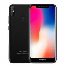 Telefon Mobil DOOGEE X70 Face Unlock 5.5'' U-Notch 19:9 MTK6580 Quad Core 2GB RAM 16GB ROM Dual Camera 8.0MP Android 8.1 4000mAh