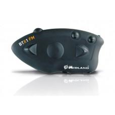 Sistem de comunicare moto Midland BTX1 Single Pack