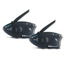 Sistem de comunicare moto Dual Midland BTX2 FM