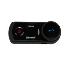Sistem de comunicare moto EJEAS E2, Bluetooth, FM Radio, conferinta de 2 persoane, compatibili cu majoritatea sistemelor de pe piata