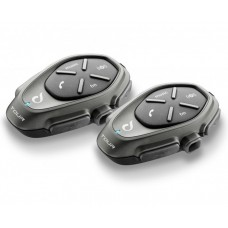 Sistem de comunicare moto Interphone Tour Dual Pack, FM, Conferinta de pana la 4 rideri simultan, distanta 1,5Km