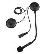 Casti cu microfon Bluetooth moto MAXTO M1