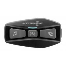 Sistem de comunicare moto Interphone U-COM2 Single Pack, Conferinta de pana la 2 rideri simultan, distanta 0.6Km