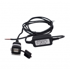 Priza moto Auto Road AR-0-183-01, DUAL USB, 3A