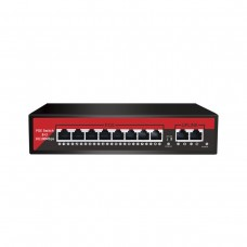 Switch Winpossee WP-P2010B POE+ 8 canale 120W 10/100 Mb/s