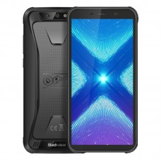 Telefon Mobil Blackview BV5500 Plus, 3GB RAM, 32GB ROM, NFC, Android 10.0, acumulator  4400mAh, 4G