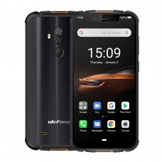 Telefon Mobil Ulefone Armor 5S IP68 5000mAH  Otca-core Android 9.0 4GB+64GB wireless charge 4G LTE  NFC